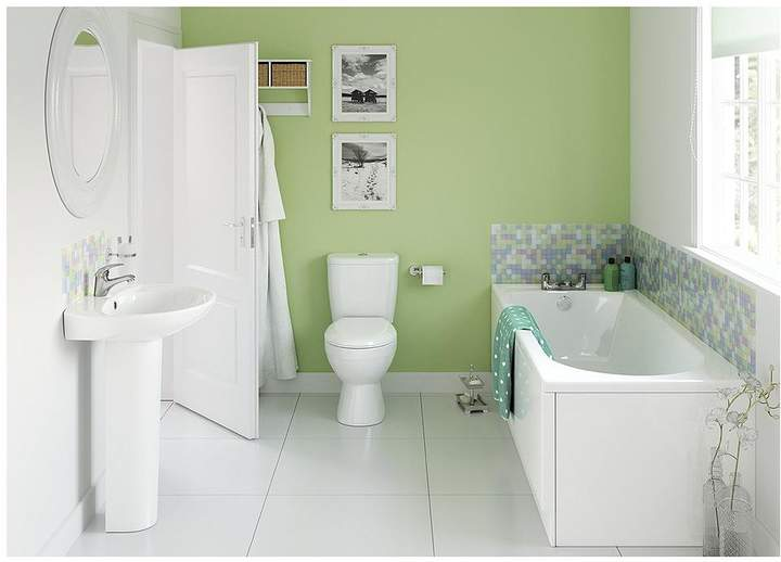 Liberty Bathroom Suite