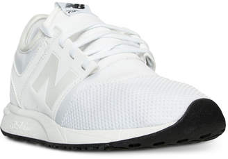 New Balance Women's 247 Casual Sneakers from Finish Line $79.99 thestylecure.com