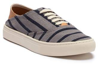 Soludos Striped Classic Convertible Sneaker