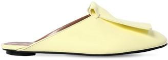 Marni 10mm Patent Leather Mules