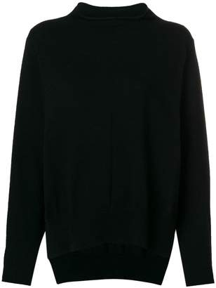 Semi-Couture Semicouture loose fitted sweater