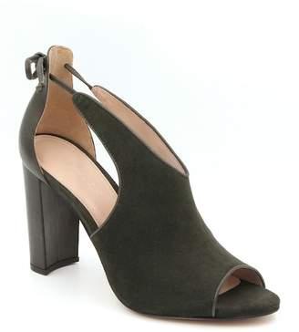 Rachel Zoe Stephanie Peep Toe Heeled Sandal