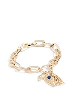 Rebecca Minkoff Women's Perfect Chain Paisley Bracelet