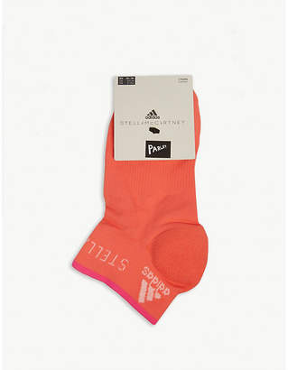 buy popular b4a0a 26b56 adidas by Stella McCartney 2 Pairs Of Low Socks