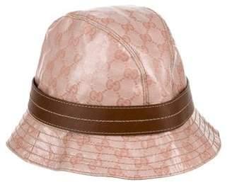 Gucci GG Crystal Bucket Hat