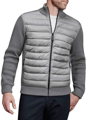 Canada Goose Men's Hybridge Knit Zip-Front Jacket