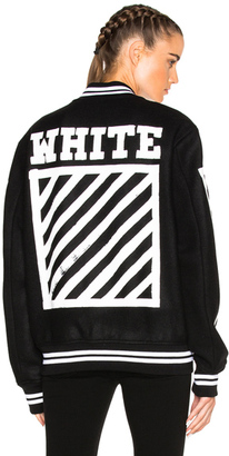 OFF-WHITE Inlay Velvet Patch Jeans $1,156 thestylecure.com