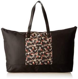 Little Marcel Women's Nolwen Top-Handle Bag Black