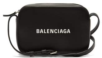 Balenciaga Everyday Camera Xs Cross Body Bag - Womens - Black