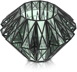 Vojd Studios Translucent Glass Cage Statement Cuff