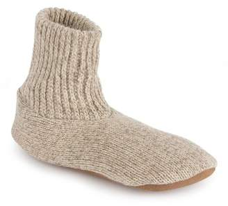Muk Luks Ragg Wool Blend Slipper