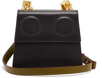 Marni Marionette leather cross-body bag