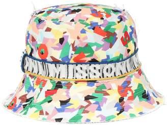 Missoni Mare Printed cotton bucket hat