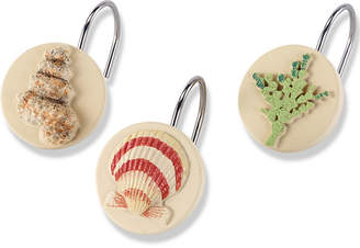 Avanti Seabreeze Shower Hooks Bedding