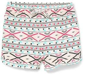 Children's Place The  Toddler Girls' Ruffle Trim Shorts