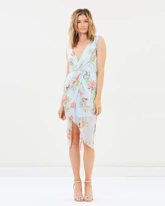 Cooper St Blooming Drape Dress