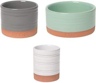 Now Designs Terracotta Nesting Prep Bowl (Set of 3)