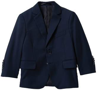 Isaac Mizrahi Classic 2 Button Blazer (Toddler Boys)