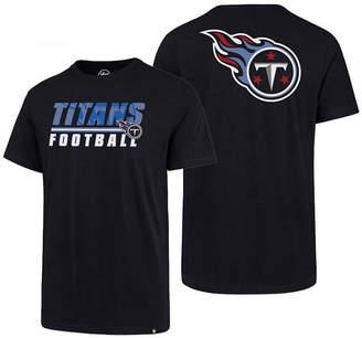 '47 Men's Tennessee Titans Fade Back Super Rival T-Shirt