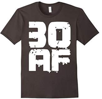 Abercrombie & Fitch 30th Birthday T Shirt - Thirty 30 Gift For Men & Women