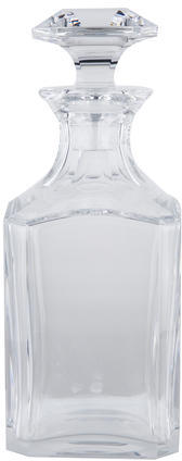 Baccarat Baccarat Perfection Square Decanter