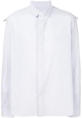 Damir Doma striped shirt