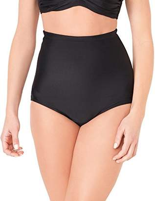 Smart & Sexy Smart+Sexy Women's High Waisted Bikini Bottom