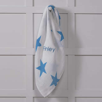 That's mine personalised embroidered gifts Personalised Star Classic Baby Swaddle Blanket