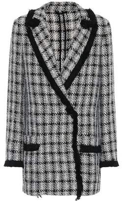 Etro Cotton-blend tweed jacket