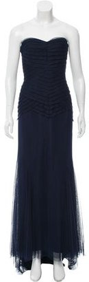 Vera Wang Strapless High-Low Gown $325 thestylecure.com