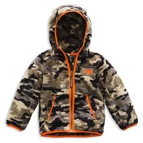 The North Face Boys' Hampshire Camo-Print Fleece Jacket - Little Kid