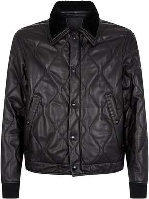 Tom Ford Quilted Leather Jacket