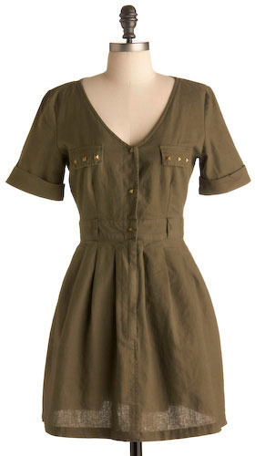 Major Margaret Dress