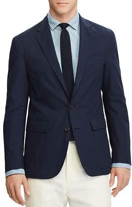 Polo Ralph Lauren Morgan Seersucker Sport Coat $395 thestylecure.com