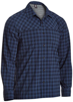 Ems Men's Journey Plaid Shirt