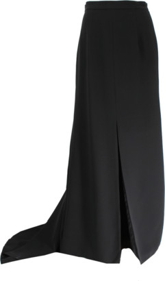 Naeem Khan Long Skirt With Slit