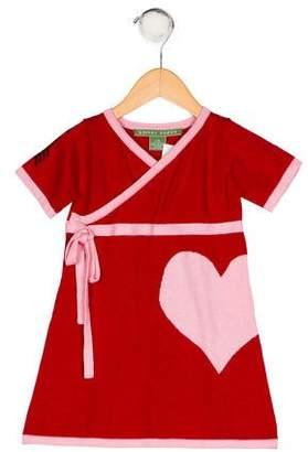 Amber Hagen Girls' Cashmere-Blend Dress w/ Tags