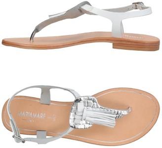 Maria Mare Toe strap sandals - Item 11404924DJ