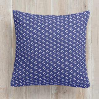 Bluebonnet Square Pillow