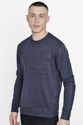 boohoo Crew Neck Knitted Jumper