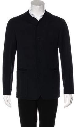 Bottega Veneta Mandarin Sport Coat