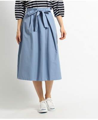 Dessin (デッサン) - Dessin(Ladies) ツイルフレアスカート デッサン スカート