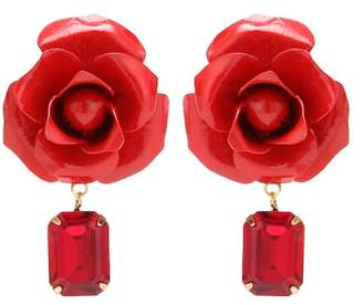 Jennifer Behr Rose earrings