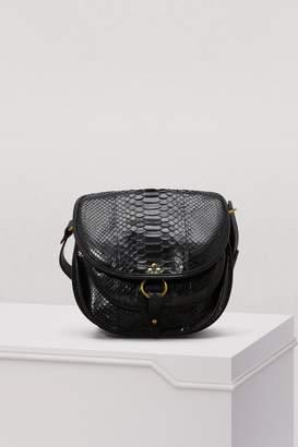 Jerome Dreyfuss Felix python crossbody bag