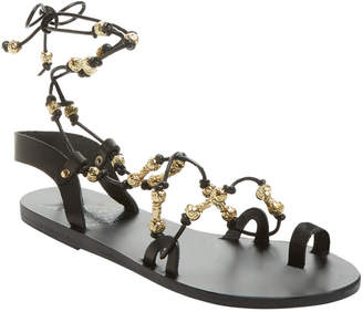 Ancient Greek Sandals Kassandra Leather Sandal