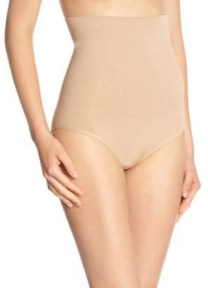 Skin'up Women's Culotte ceinture sculptante micro-encapsulée Plain unicolor Girdle - - (Brand size: M)