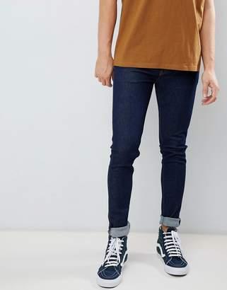 Weekday Form Super Skinny Jeans Rinsed