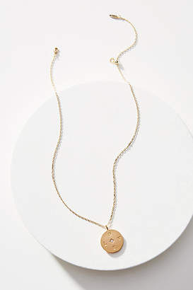 Lulu DK Lucky in Love 14K Gold-Plated Medallion Necklace
