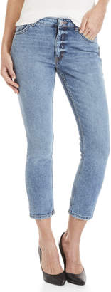 Cheap Monday Washed Blue Revive Jeans