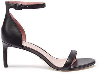 Pedder Red 'Sunny' ankle strap leather sandals